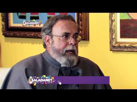 Maura Roth entrevista o Pe Antonio Maria