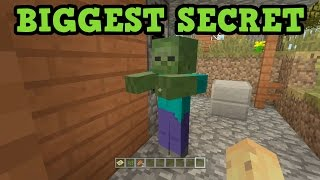 Minecraft Xbox One / PS4 TU43 - Biggest Secret Feature So Far