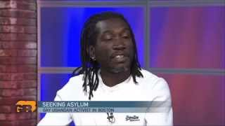 Greater Boston Video: Gay Ugandan Activist Seeks Asylum In Boston