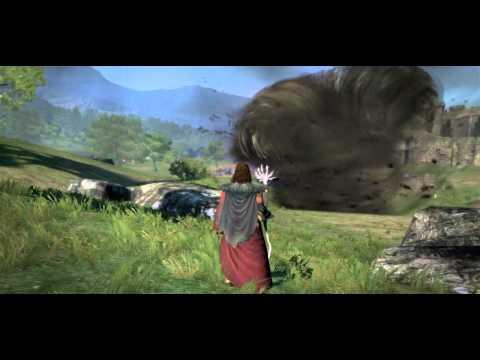 Class Skills: Sorcerer - Maelstrom  de Dragon's Dogma