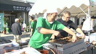 西日本豪雨後の新たな飲食店は初「復興のシンボルに…」倉敷市真備町で焼き鳥店オープン
