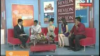 Khmer TV Show - Sokea Leakhena BIG show 40..!