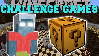 Thanks to Monster Legends for partnering with me on this video. Download Monster Legends here: http://bit.ly/2vcT1b1 and keep an eye on my monsters!The Challenge Games begin and we must destroy Evil Steve(aka Anti-Player)!Jen's Channel http://youtube.com/gamingwithjenDon't forget to subscribe for epic Minecraft content!Shirts! https://represent.com/store/popularmmos/Facebook! https://www.facebook.com/pages/PopularMMOs/327498010669475Twitter! https://twitter.com/popularmmosDownload Animated Lucky Block Mod: http://www.minecraftforum.net/forums/mapping-and-modding/minecraft-mods/2353809-add-on-animated-lucky-blockAbyssalCraft Mod: hhttp://popularmmos.com/abyssalcraft/RULES- Start with 20 Lucky Blocks, 5 Super Lucky Blocks, 5 Unlucky Blocks, 10 apples, Iron Pickaxe, & Crafting Table- Open all of them and craft the best items you can- Do not take items or blocks from the world unless they came from your block- Trade with villager to improve your items- No Penalty for dying before the battle begins- You may give items to the other player- Beacons from Wells not allowed- The winner from last time spawns the mobs- The loser is the one who dies in the battle first- Rounds go: 1 boss, 2 boss, 3, 4, 5, 6 each round harder...etc- Running away from the mobs & leaving the other player is cheating- Use the Arena to your advantage, but no placing blocks except TNTIn this Evil Steve Challenge Games Modded Mini-Game:Lucky Blocks Mod Vs Evil Steve from the AbyssalCraft Mod, me against Jen who will survive the longest!Intro by: https://www.youtube.com/calzone442Intro song: Spag Heddy - Pink Koeks provided by Play Me Records:https://www.youtube.com/user/playmerecordshttps://www.facebook.com/playmerecordsFollow Spag Heddy:https://www.facebook.com/SpagHeddyhttp://soundcloud.com/spagheddyRoyalty Free Music by http://audiomicro.com/royalty-free-music