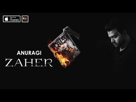 Latest Album Release ZAHER - Anuragi