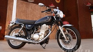 8. 2015 Yamaha SR400 - First Look