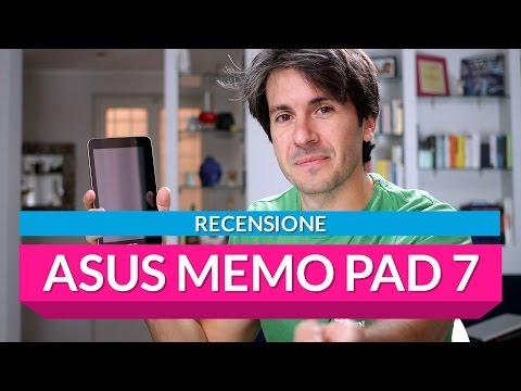 Asus Memo Pad 7 ME176C. La recensione di HDblog.it