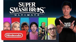 Super Smash Bros. Ultimate: Smash Up Video