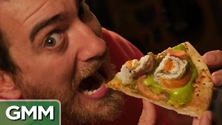 Video Will It Pizza? - Taste Test MP3, 3GP, MP4, WEBM, AVI, FLV April 2018