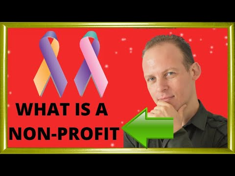 Non Profit - For more business help like this video explaining what is a nonprofit organization, my mobile apps and business books, visit http://www.problemio.com If you ...