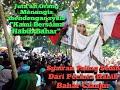 Video Syairan sedih untuk Habib Bahar bin smith