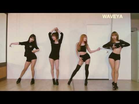 [WAVEYA] - https://www.facebook.com/WaveyaDanceGroup Dance training : Ari MiU Costumes :Ari Recording & Editing : Ari waveya777@naver.com.