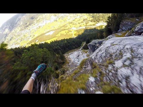 Speedflying With Jamie Lee