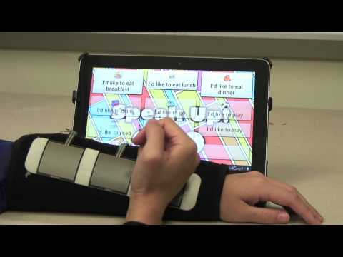 Access4Kids: Helping Children with Disabilities Access Tablets  - VIDEO