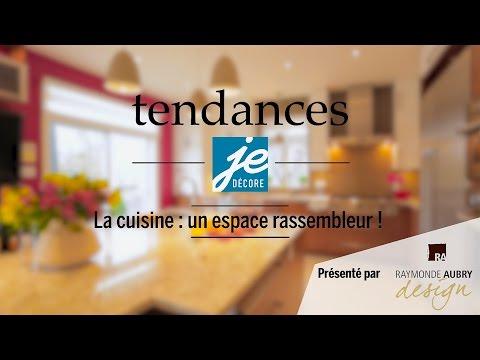 La cuisine: un espace rassembleur!