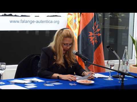 Mercedes Fórmica, la falangista que lideró el cambio por los derechos de la mujer
