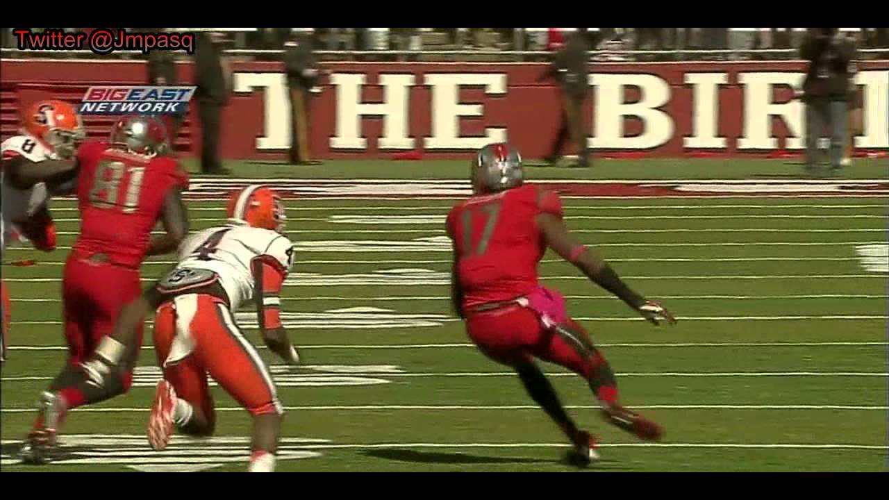 Brandon Coleman vs Syracuse (2012)