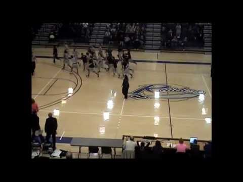 Rosa LaMattina 65-foot three-pointer at halftime buzzer vs. Marietta