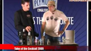 Flairbar.com Show with Simon Ford Behind the Bar @ Tales of the Cocktail 2009!