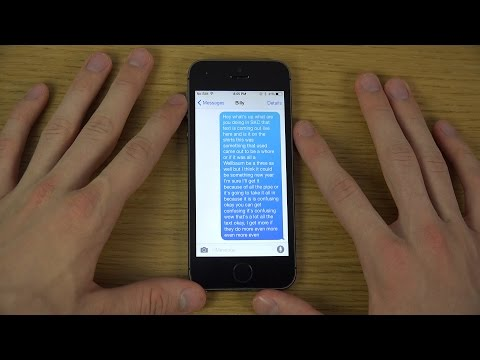 text - New iOS 8 Beta 4 - Review Do you want your own special iOS / Android app review? http://goo.gl/BsDraL Or do you want your own tech product review? http://goo.gl/ANarGb For special videos...