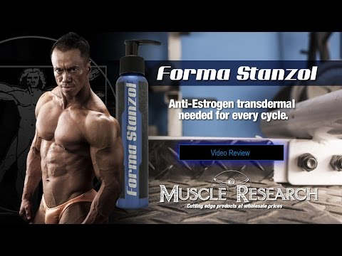Forma Stanzol video review by Muscle Research