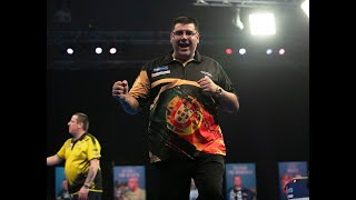 "Michael Smith: ""Rob thought it was the last leg after the fist pump and he said his head just went"""
