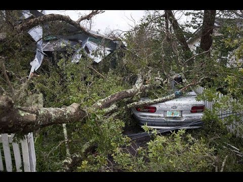 Hurricane Michael kills one as it his Florida