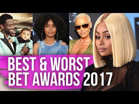 Best & Worst Dressed 2017 BET Awards (Dirty Laundry)