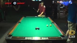 Golden Cue - One Pocket - Wayne Pullen Vs Paul Joko