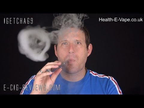 REVIEW OF THE HEALTH-E-VAPE.CO.UK E-LIQUID