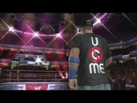 WWE SmackDown vs Raw 2010 'John Cena Entrance' TRUE-HD QUALITY