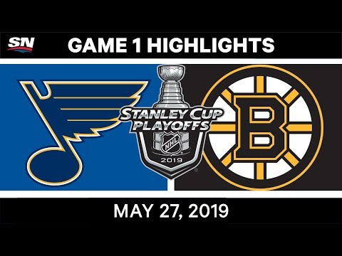 NHL Highlights | Blues vs. Bruins, Game 1 – May 27, 2019 - Thời lượng: 4:59.