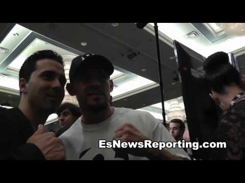 Exclusive Robert Guerrero: I Want To Do It Again! Fight Floyd