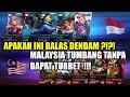 MALAYSIA Tumbang Tanpa Dapat Turret !!! INDONESIA VS MALAYSIA Arena Contest
