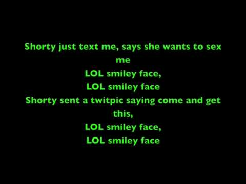 LOL Smiley Face - lyrics* (((IN HERE))) I love Fisherprice. 8043350051, LOL smiley face, LOL smiley face (Soulja Boy Tell 'Em) 8043350051,(Gucci) LOL smiley face, LOL smiley ...