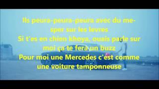 la fouine - Litron - Paroles 2017