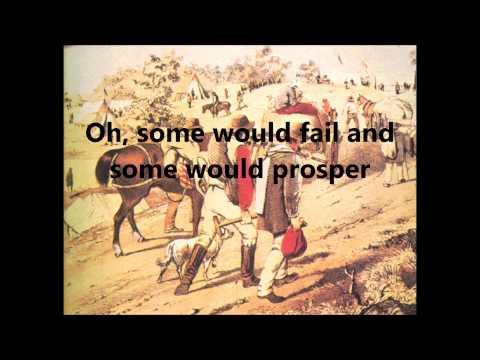 Sutter's mill - Dan Fogelberg with lyrics [HD]