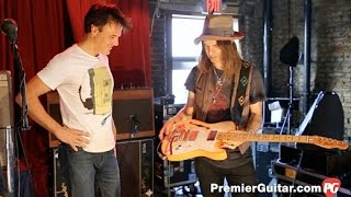 Rig Rundown - The Dandy Warhols
