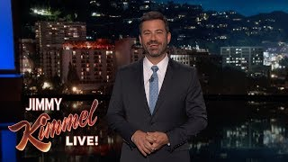 Jimmy Kimmel on Daughter's Halloween Costume