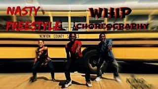 @KingImprint 20/20 Choreography Twayne Nasty Freestyle Whip - YouTube
