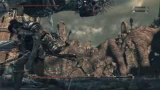 Bloodborne - New Game Plus 6 Amygdala Boss Fight