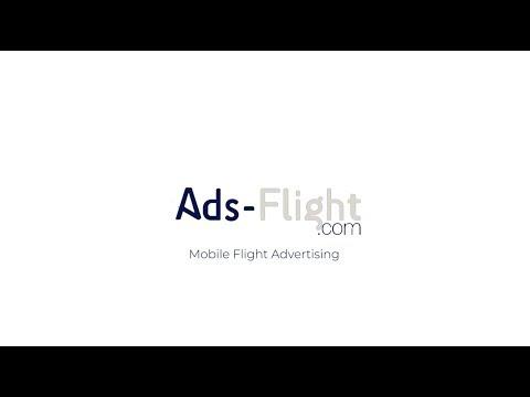 Ads Flight - Air Travelers Advertising