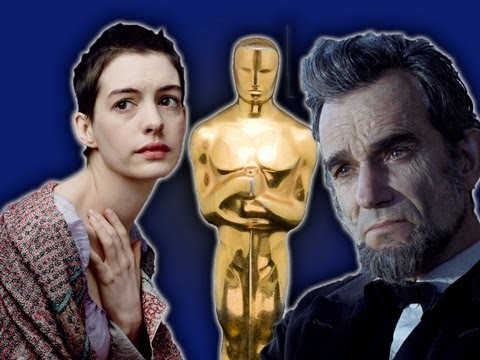 Oscars 2013: Nominees Rehearse Their Speeches – Viral Video