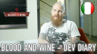 Dev diary Blood and Wine - SUB ITA