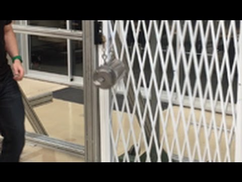 IMPACT TEST/TEMP FENCING – AS 4687