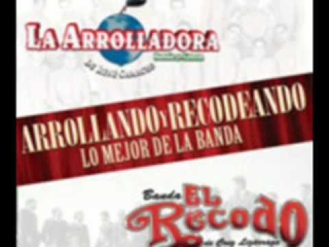 LA ARROLLADORA BANDA EL LIMON VS BANDA EL RECODO