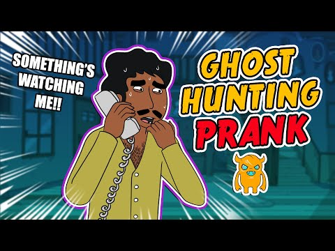 ownage pranks - I called a 'professional' ghost hunting team as Rakesh and Buk Lau about some strange noises I've been hearing at home. The results are hilarious. If you enj...