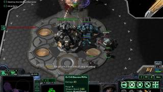 SC2 FFS Event268 Game 5 Part 1/2 (Special Forces Elite 5)