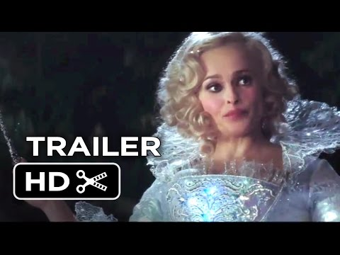 Cinderella TRAILER 1 (2015) – Helena Bonham Carter Live-Action Disney Fantasy Movie HD