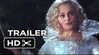 Nonton Cinderella Trailer 1  2015    Helena Bonham Carter Live Action Disney Fantasy Movie Hd Film Subtitle Indonesia Streaming Movie Download