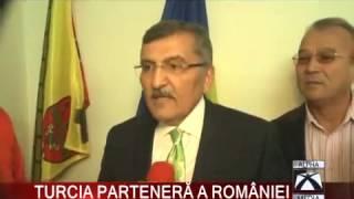 """BAŞKAN MURAT AYDIN ROMANYA'DA 4.ULUSLARARASI YILLIK BALKAN KONFERANSI""""NA KATILDI"""